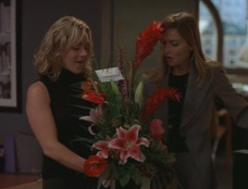 Ally McBeal 04x03 : Two's a Crowd- Seriesaddict